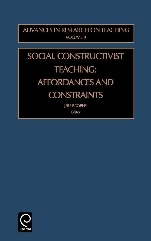 Social Constructivist Teaching als Buch