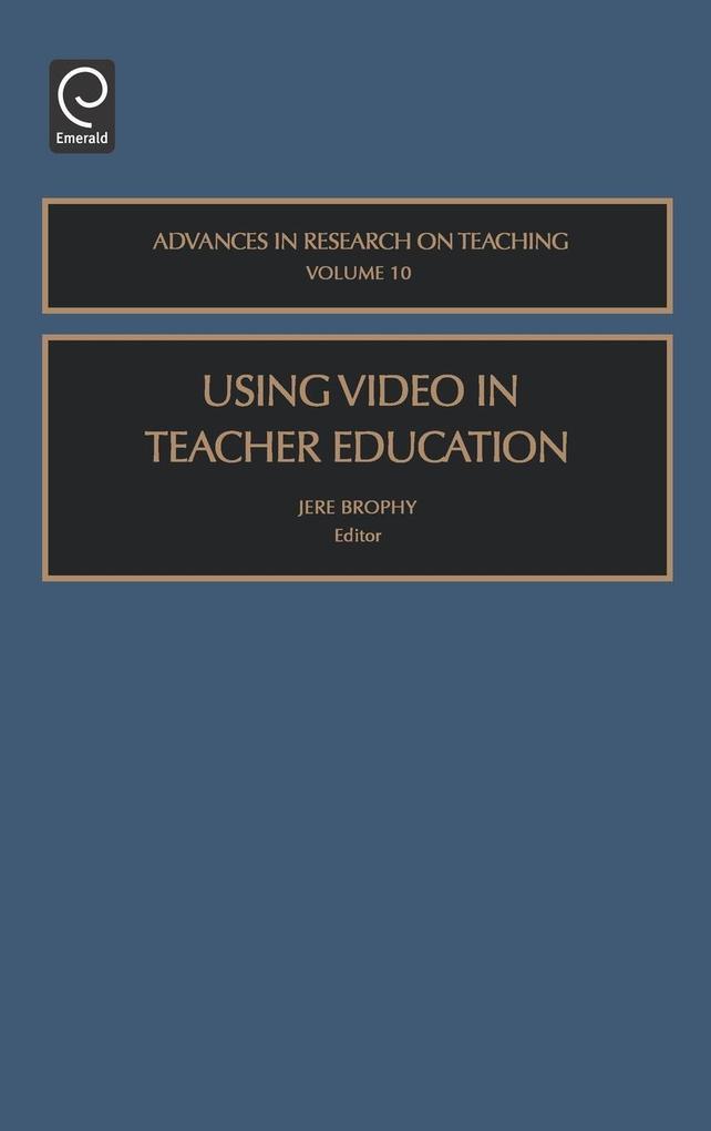 Using Video in Teacher Education als Buch