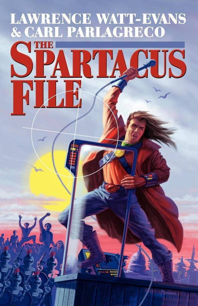 The Spartacus File als Taschenbuch