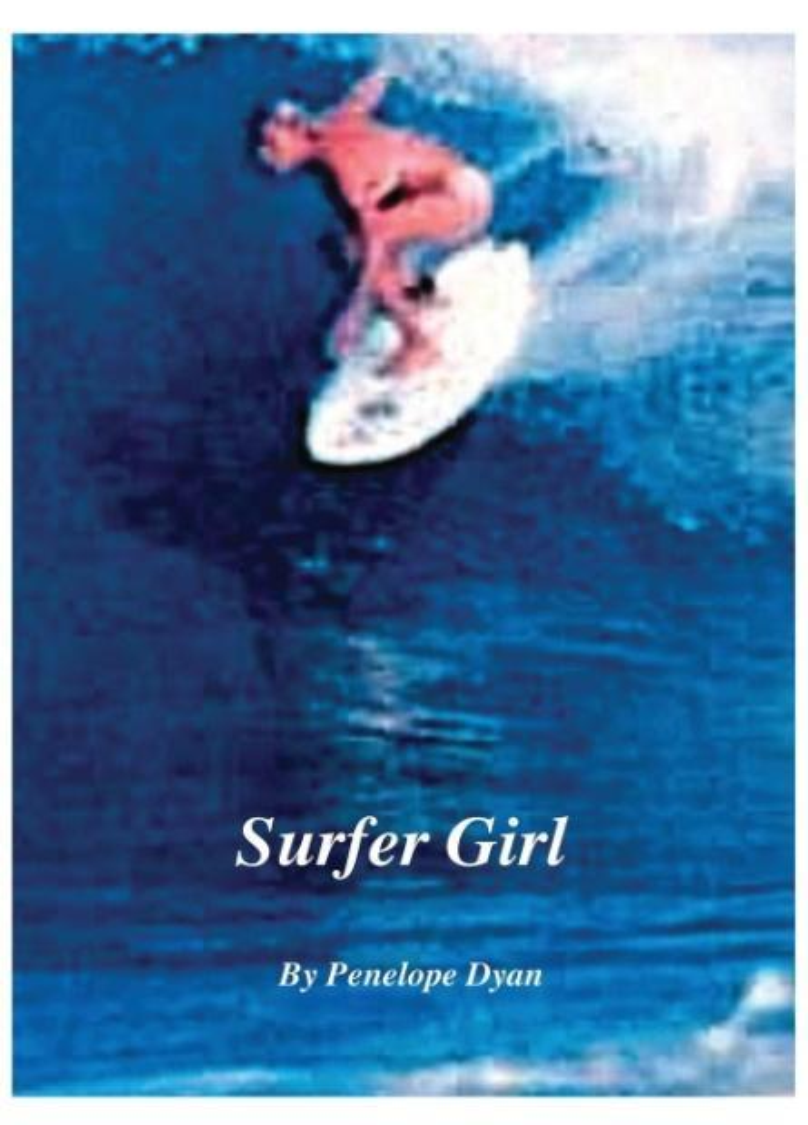 Surfer Girl als Buch