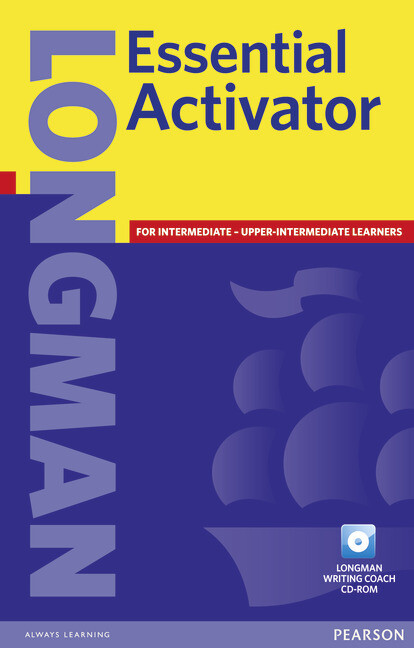 Longman Essential Activator 2nd Edition Paper and CD ROM als Buch