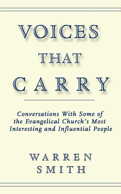 Voices That Carry als Taschenbuch