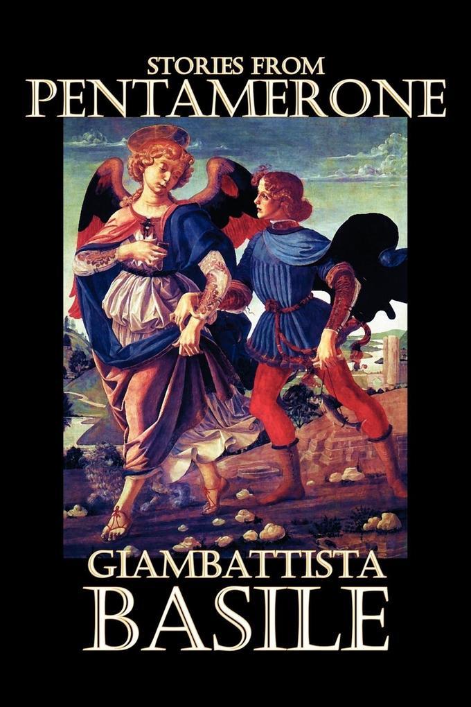 Stories from Pentamerone by Giambattista Basile, Fiction, Short Stories als Taschenbuch