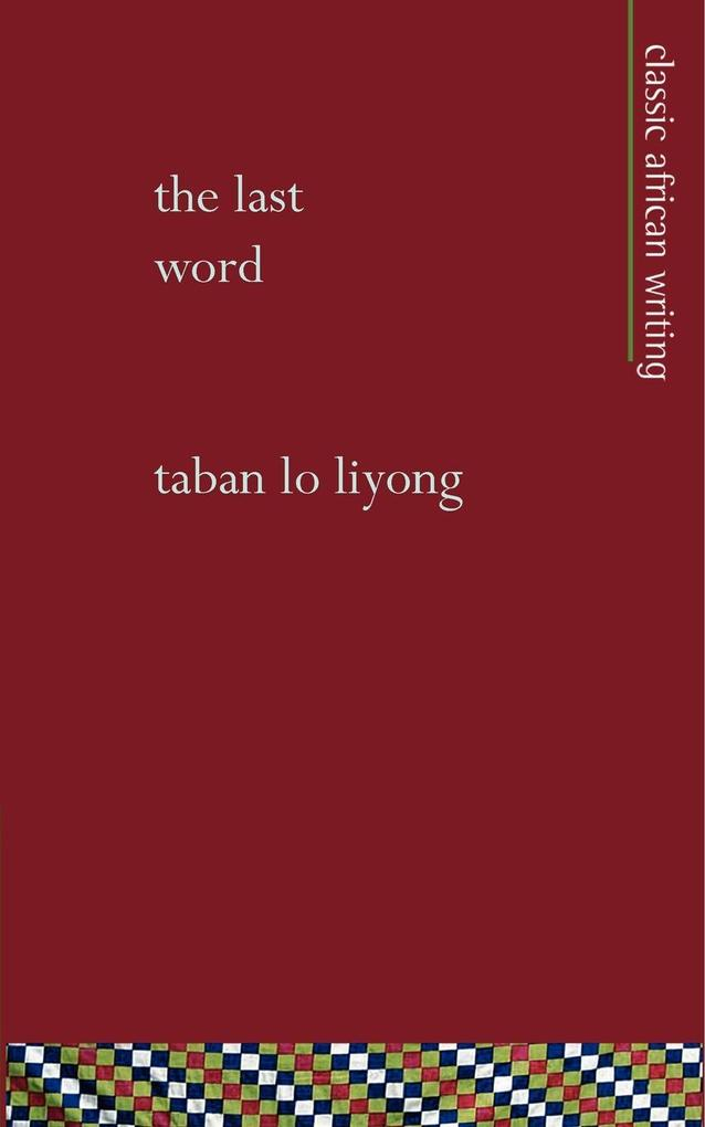 The Last Word: Cultural Synthesism als Taschenbuch