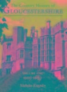 The The Country Houses of Gloucestershire als Taschenbuch