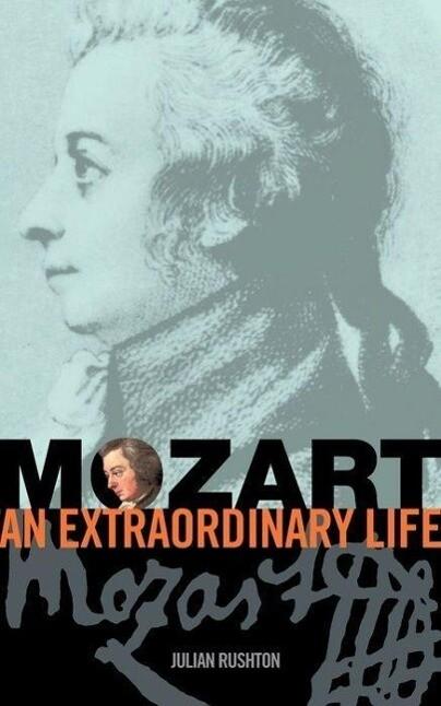 Mozart: An Extraordinary Life als Buch