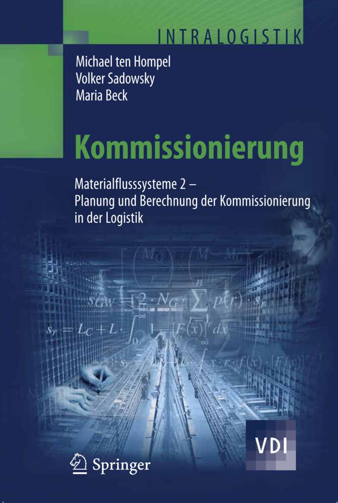 Kommissionierung als Buch