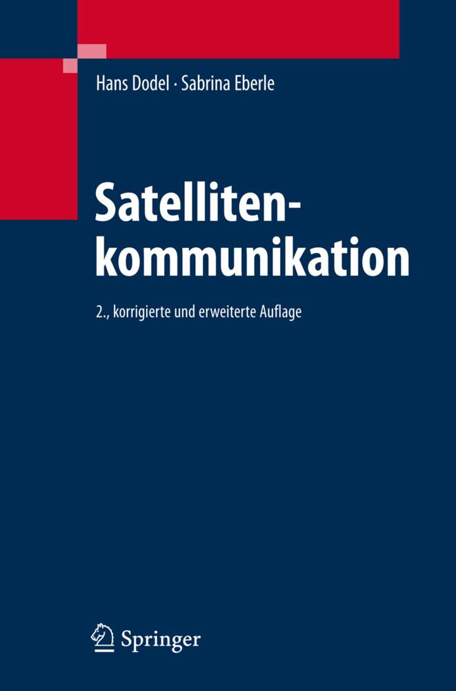 Satellitenkommunikation als Buch