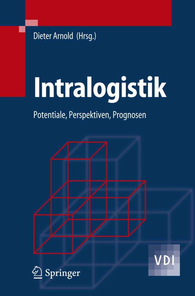 Intralogistik als Buch