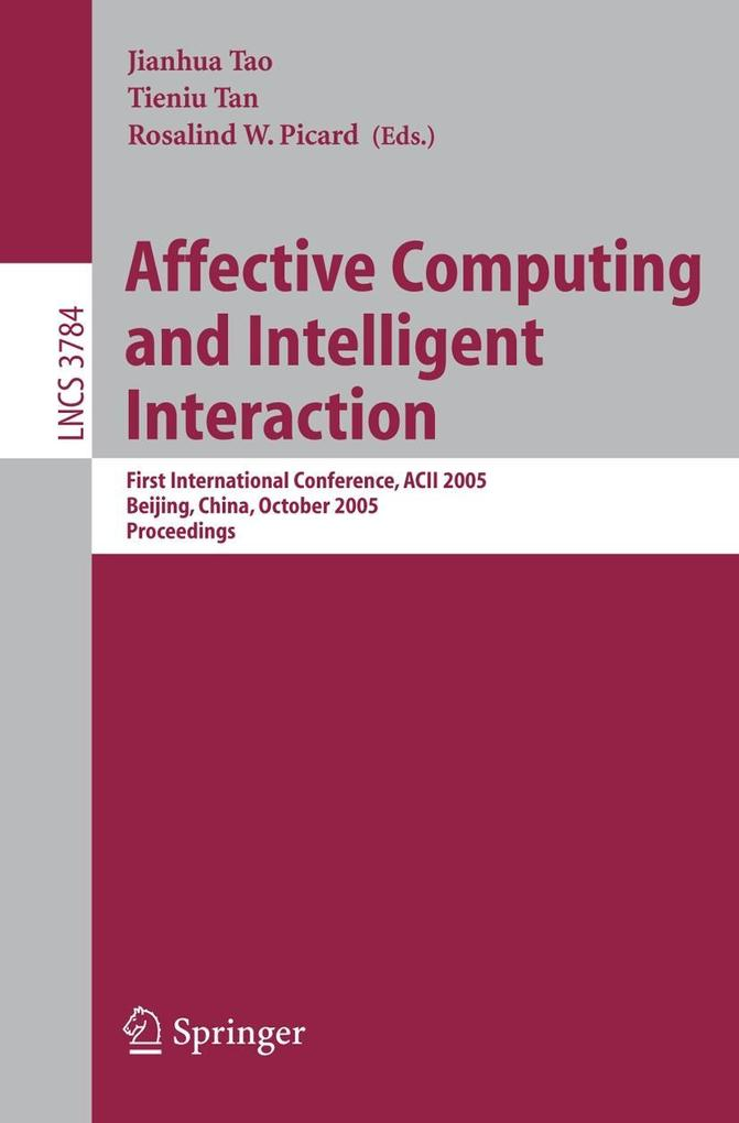 Affective Computing and Intelligent Interaction als Buch
