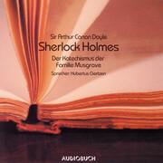 Sherlock Holmes - Der Katechismus der Familie Musgrave