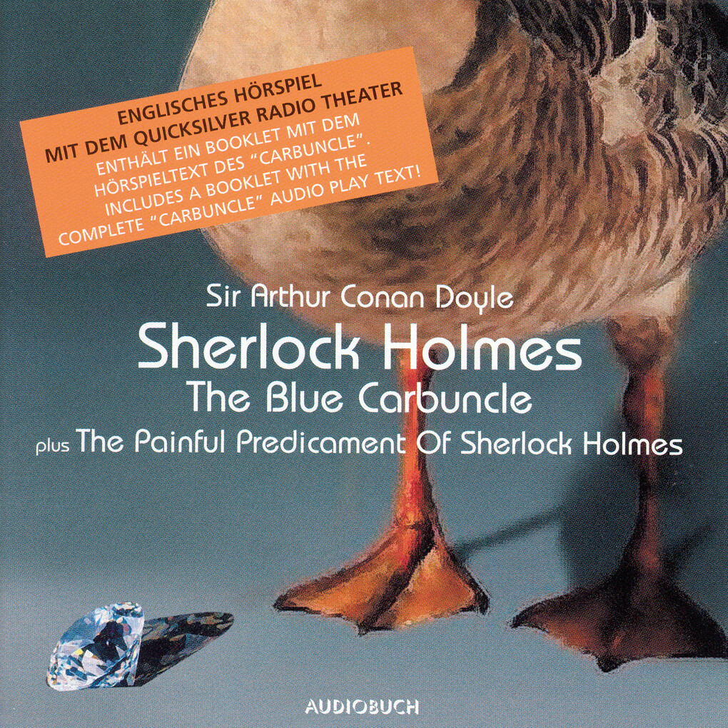 Sherlock Holmes - The Blue Carbuncle als Hörbuch Download