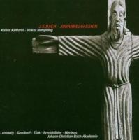 Johannespassion BWV 245 als CD