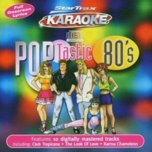 Popstatic 80's & Graphics als CD