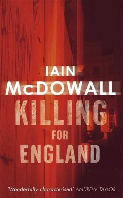 Killing For England als Taschenbuch