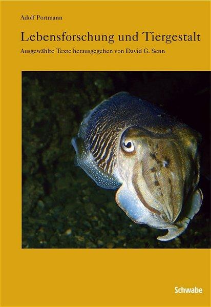 Lebensforschung und Tiergestalt als Buch