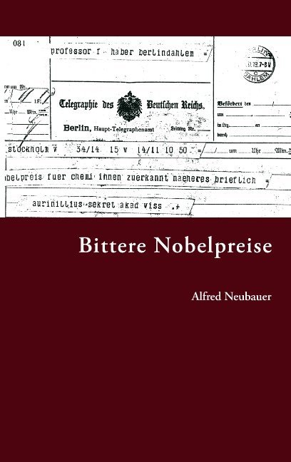 Bittere Nobelpreise als Buch