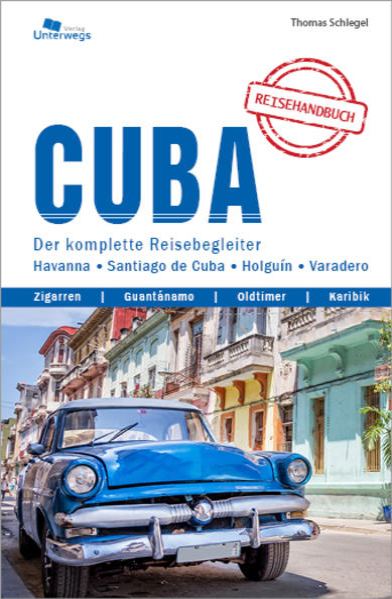 Cuba - Reiseführer ( Kuba) als Buch