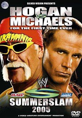 WWE - Summerslam 2005 als DVD