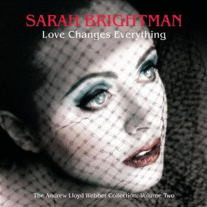 Love Changes Everything als CD
