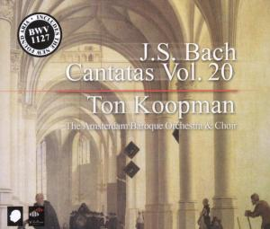 Kantaten Vol. 20 als CD