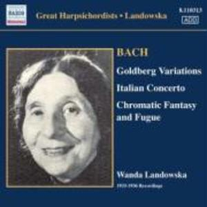 Goldberg-Variationen als CD