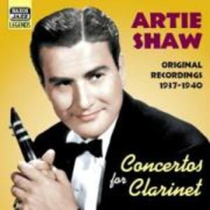 Concertos For Clarinet als CD