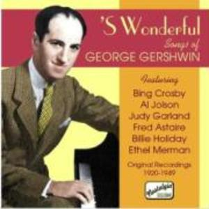's Wonderful-Gershwin Songs als CD