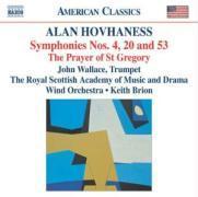 Sinfonien 4,20+53 als CD