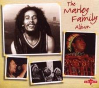 Marley Family Album als CD