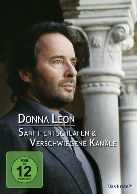 Donna Leon - Sanft entschlafen & Verschwiegene Kanäle als DVD
