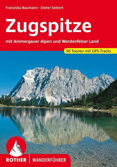Zugspitze als Buch