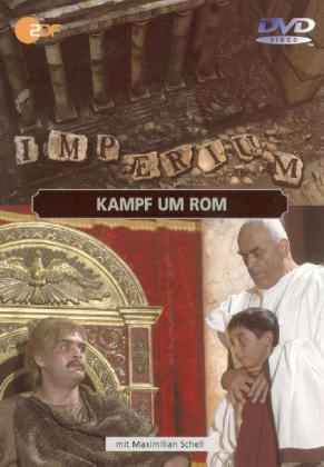 Imperium. Kampf um Rom. DVD-Video als DVD