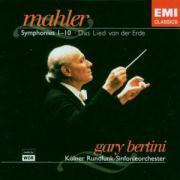 Sinfonien 1-10/Lied V.D.Erde als CD