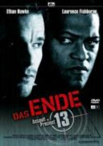 Das Ende - Assault on Precinct 13 als DVD