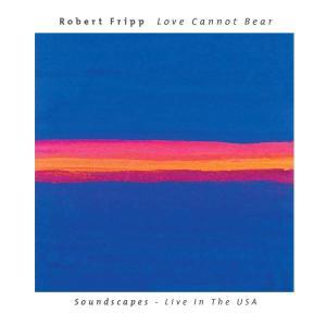 Love Cannot Bear als CD