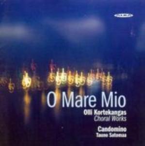 O mare mio-Chorwerke als CD