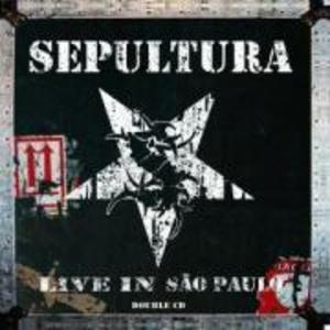 Live in Sao Paulo als CD