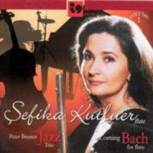 Coming Bach for flute Vol.1 als CD