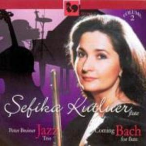 Coming Bach for flute Vol.2 als CD