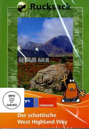 Rucksack. Der schottische West Highland Way. DVD-Video als DVD
