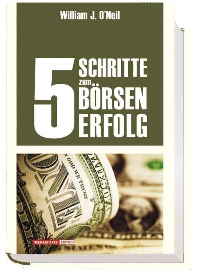 5 Schritte zum Börsenerfolg als Buch