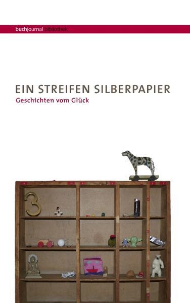 Ein Streifen Silberpapier als Buch