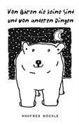 Von Bären die keine sind und von anderen Dingen als Buch