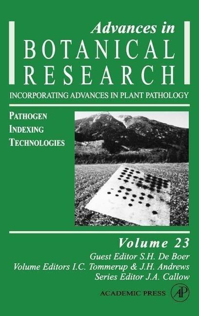 Pathogen Indexing Technologies als Buch