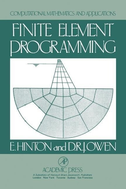 Finite Element Programming als Taschenbuch