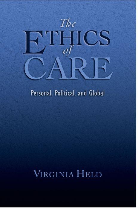 The Ethics of Care als Buch