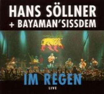 Im Regen (Live) als CD