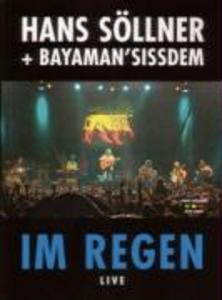 Im Regen (Live) als DVD