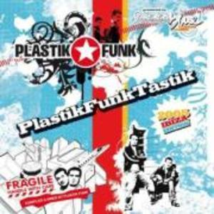 plastik funk tastik ibiza 2005 als CD